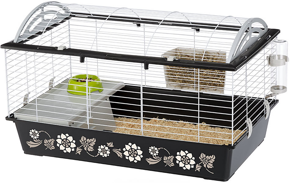 Bg-Pet.com - луксозна клетка Касита за декоративно зайче